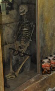 DamaRossaScheletro