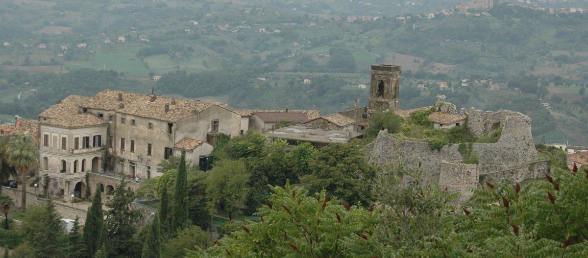 Palazzo Olgiati a Poggio Catino